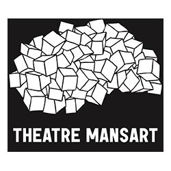 Logo du théâtre Mansart.